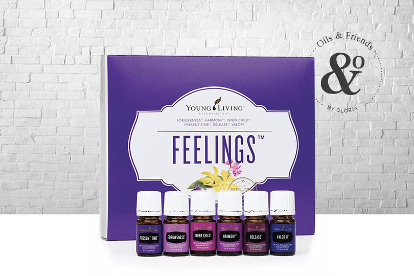 feelings oils kit by Oils and friends by Gloria tag